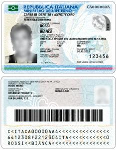 Carta d\'identità | Comune di Cento