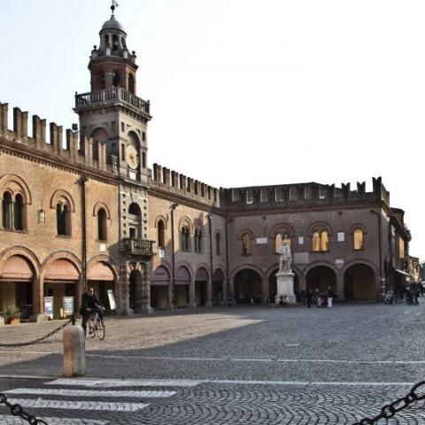 Piazza Guercino