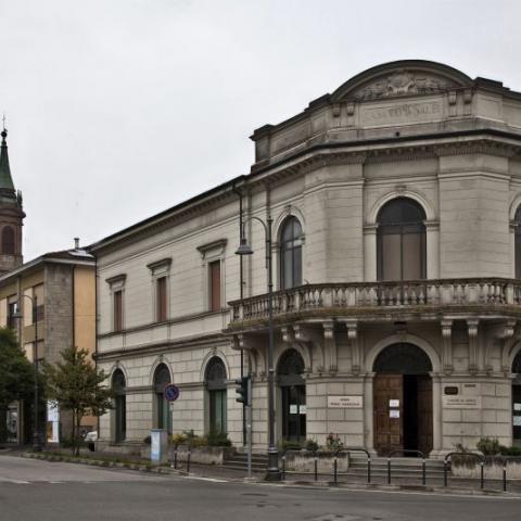 Sede Municipale del Comune di Cento a Renazzo