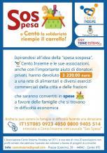Volantino SOS spesa