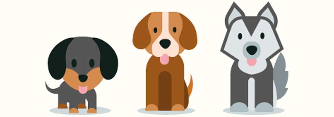 Tre cagnolini