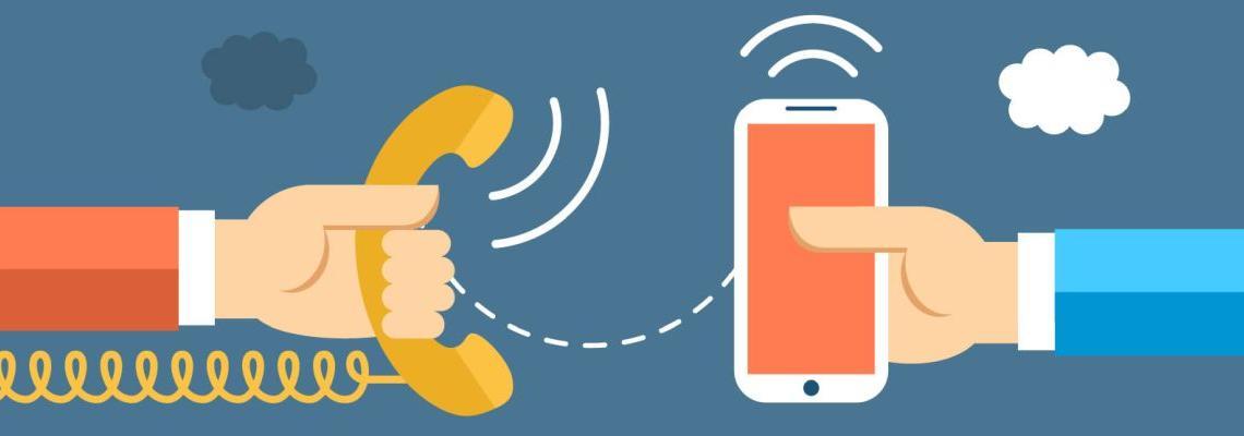 Cellulare e telefono fisso