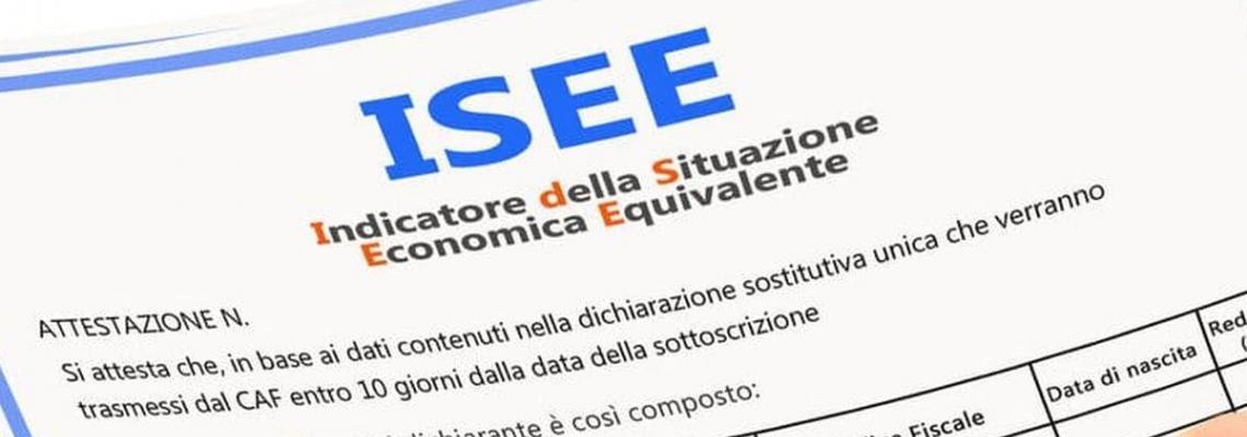 ISEE 2021 e Bonus Sociali | Comune di Cento