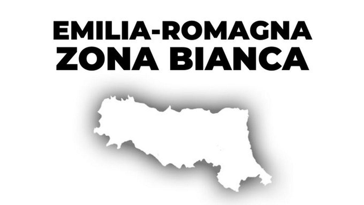 emilia romagna regione bianca